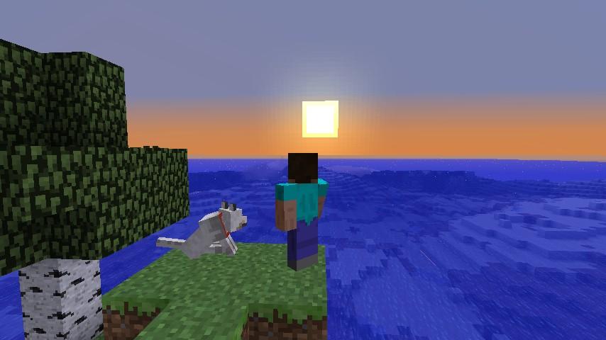 Stevealone Minecraft Blog