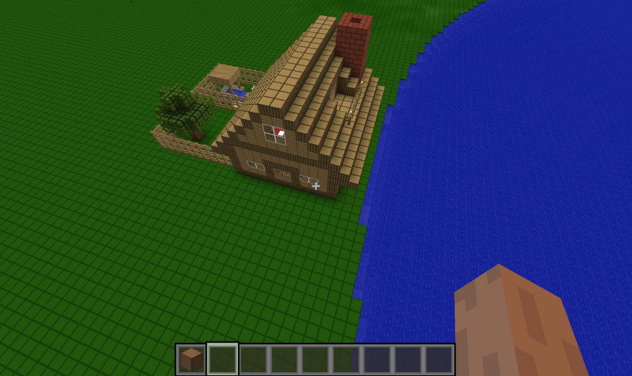 Bungalow Minecraft Project