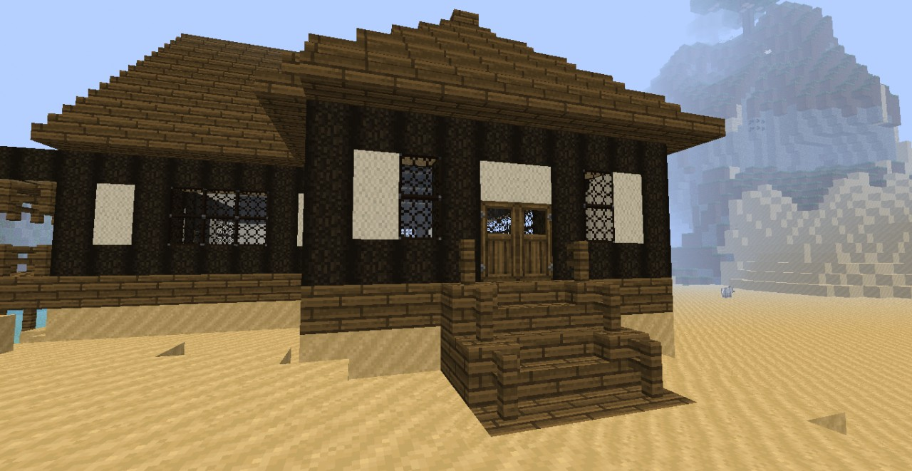 Tropical Island Resort (Competition) Minecraft Project