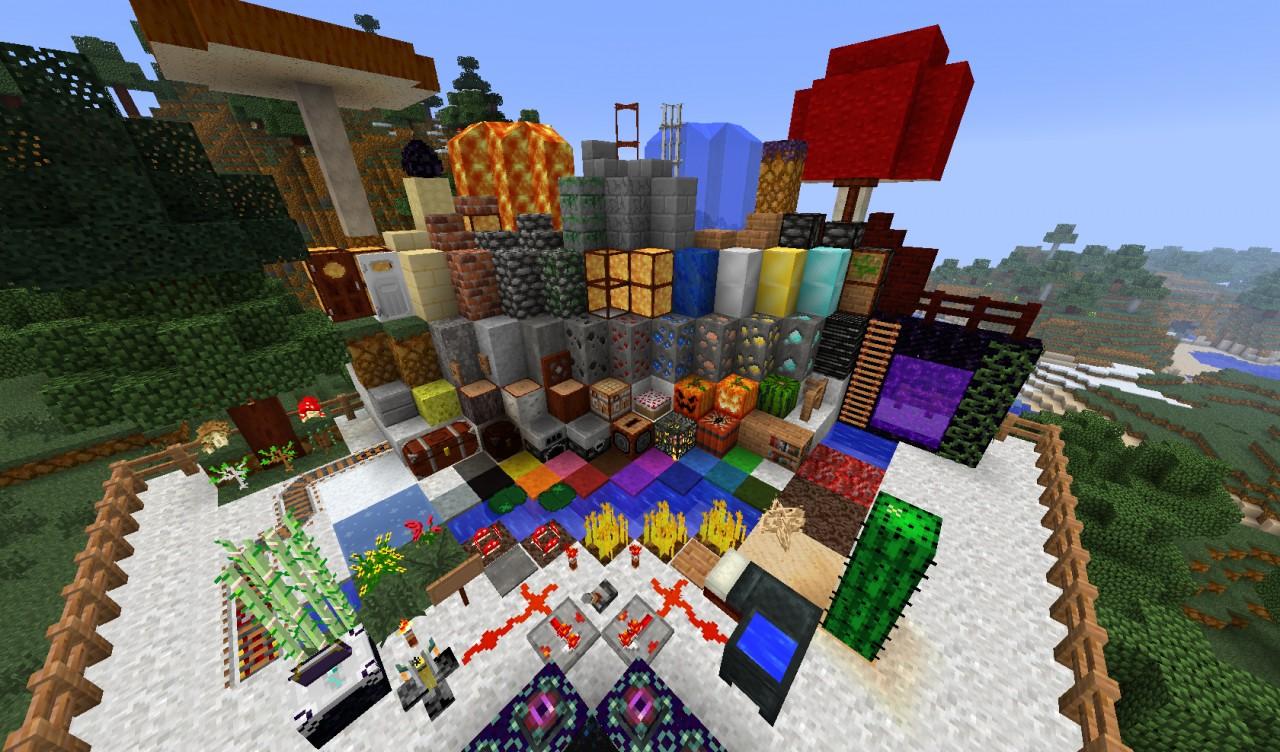Minecraft Texture Pack Maker Online 125 Nova Skin