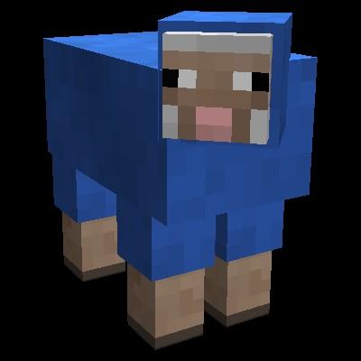 Blue Sheep Minecraft Blog