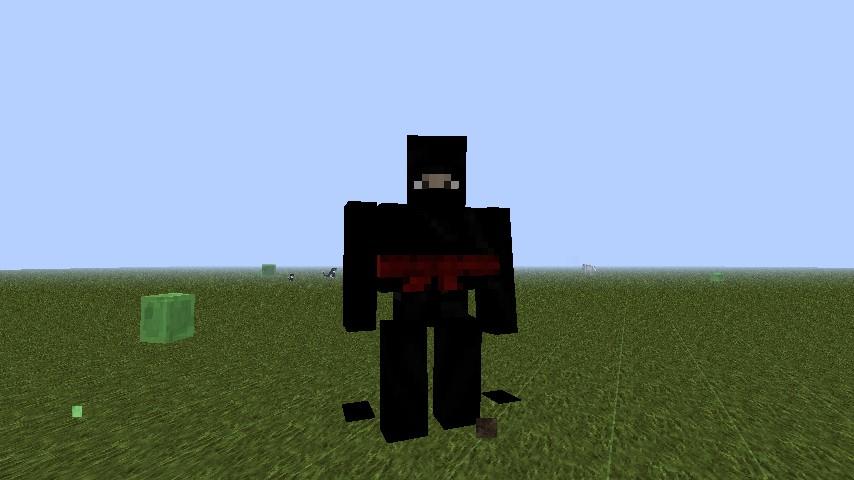 Ninja Friend Texture Pack Minecraft Texture Pack
