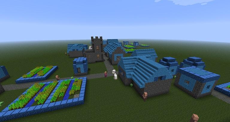 Rarcraft 125 Madness Minecraft BETA Minecraft Texture Pack