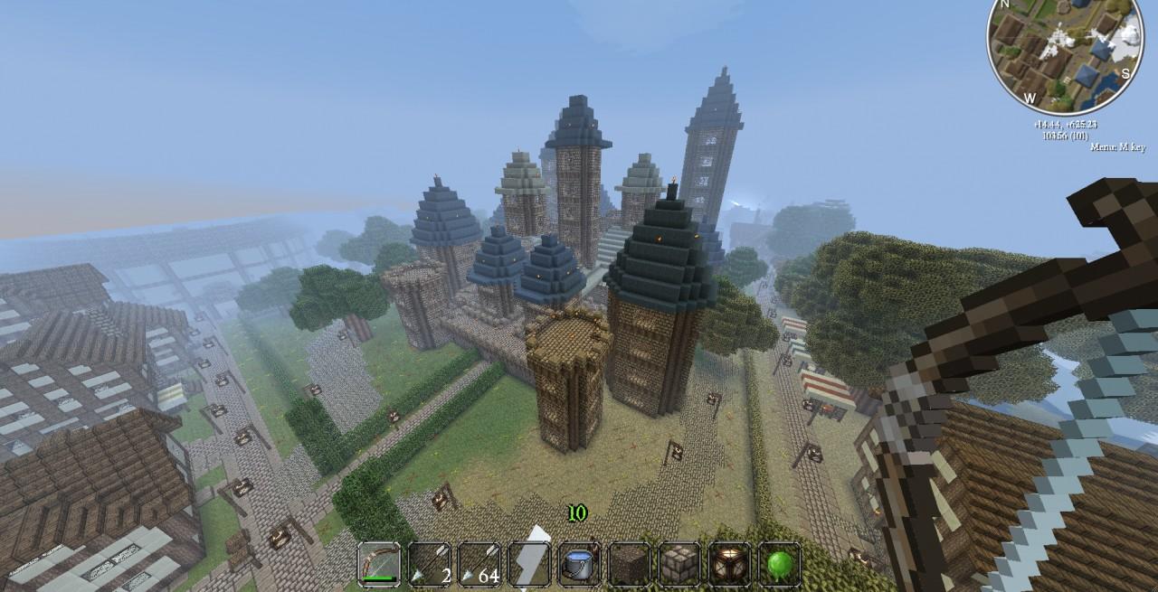 HELP Build A Roleplay Map Orcs Tree Ents Trolls Elves