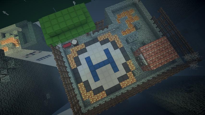 RaccoonDog City Zombie Apocalypse Adventure Map Minecraft Project