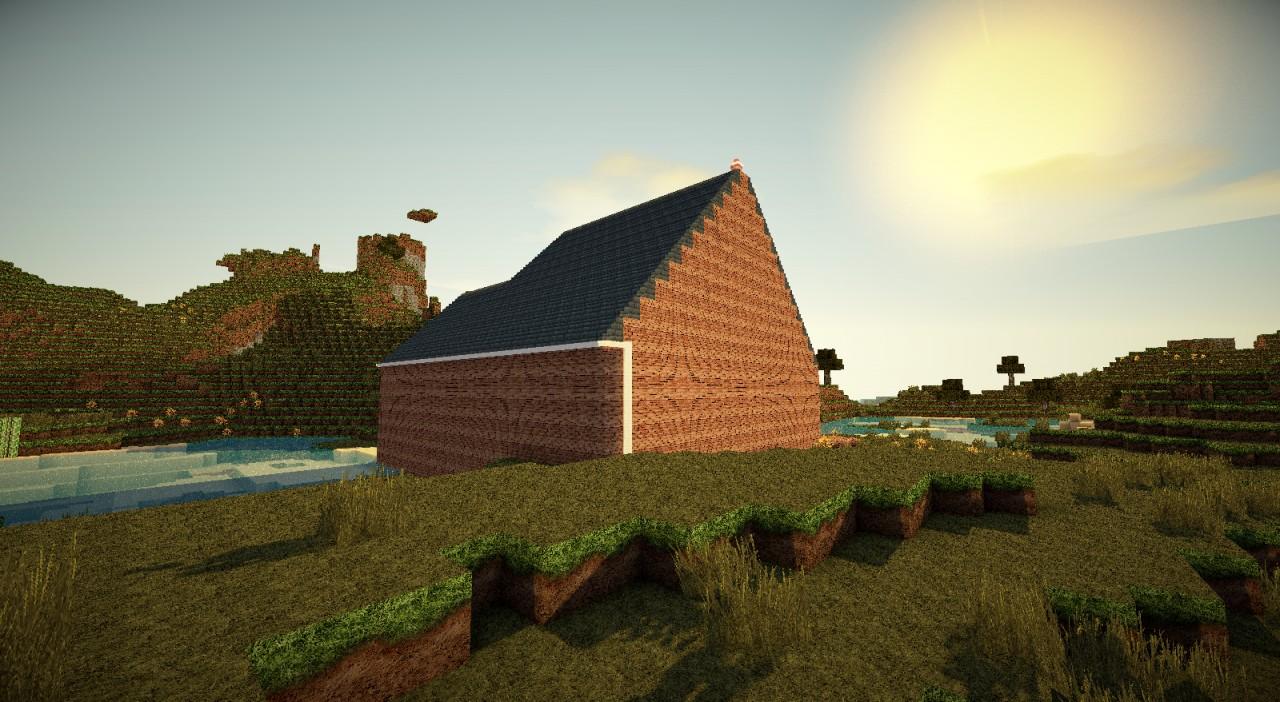 Big House 125 Jammys Furniture Mod Minecraft Project