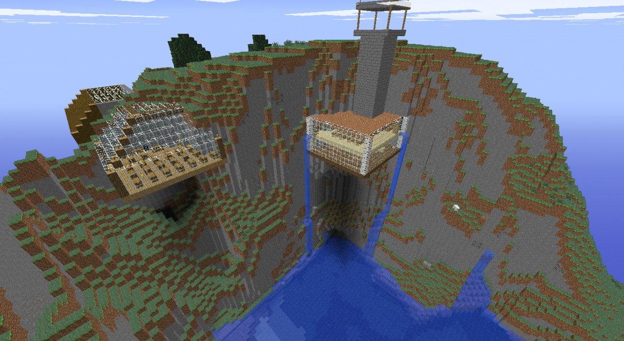 Summer House Minecraft Project