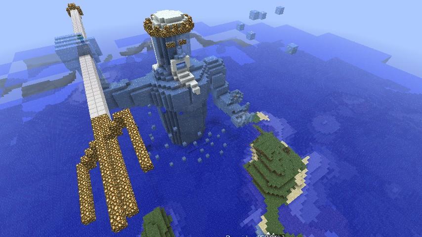 Poseidon Minecraft Project