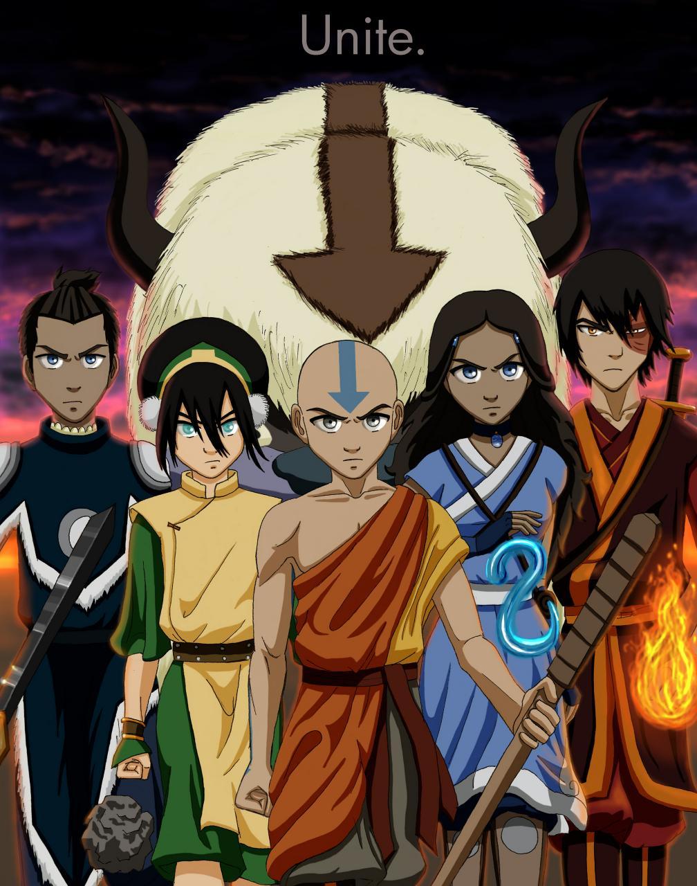 Avatar The Last Airbender Skins Minecraft Blog