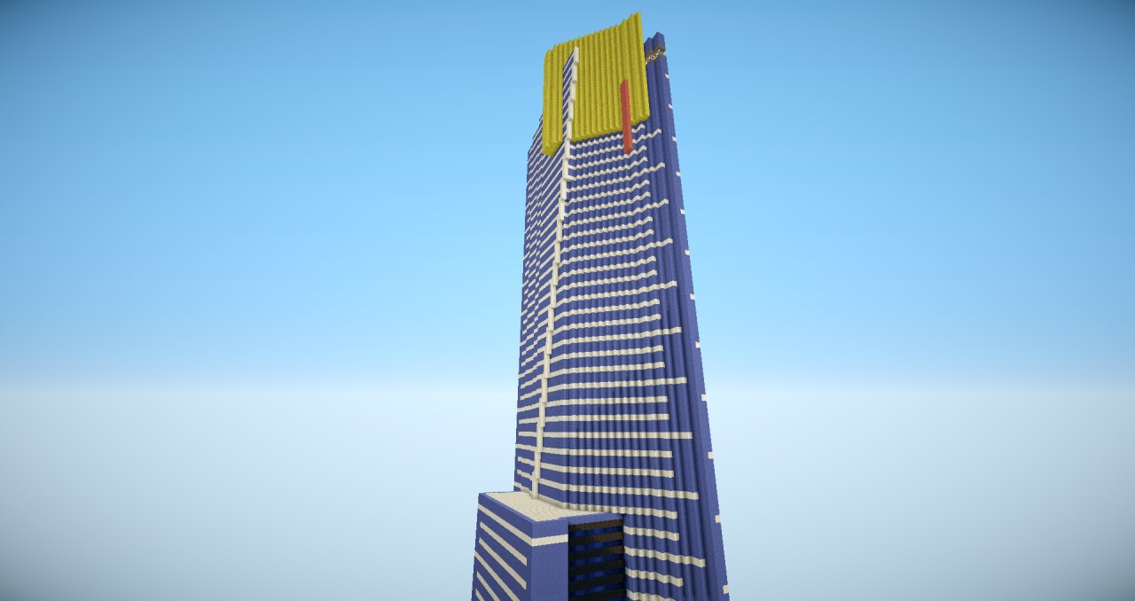 Eureka Tower Minecraft Project
