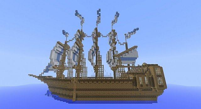 TrickyThijs Battleships Minecraft Project