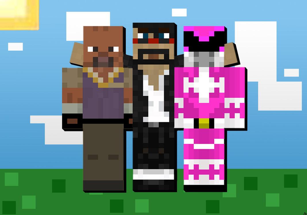 Minecraft Skins Captainsparklez Wwwpixsharkcom
