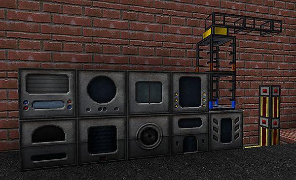 Tekkit Lite64xT42 HD Texture Pack Minecraft Texture Pack