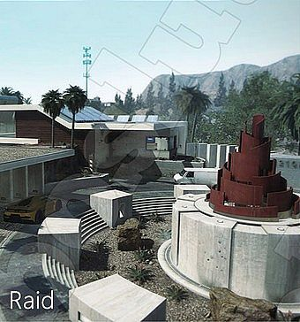 BUILDERS NEEDED HELP BO2 Raid Map Minecraft Project