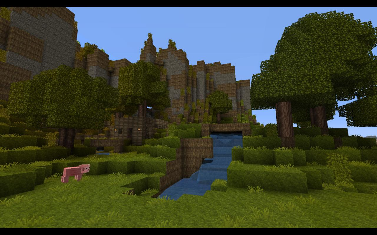 The House In The Woods Minecraft Series Minecraft Blog