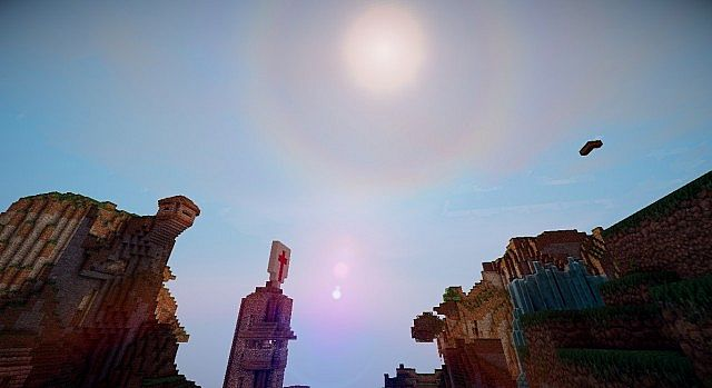 Maplers Creative World Minecraft Project