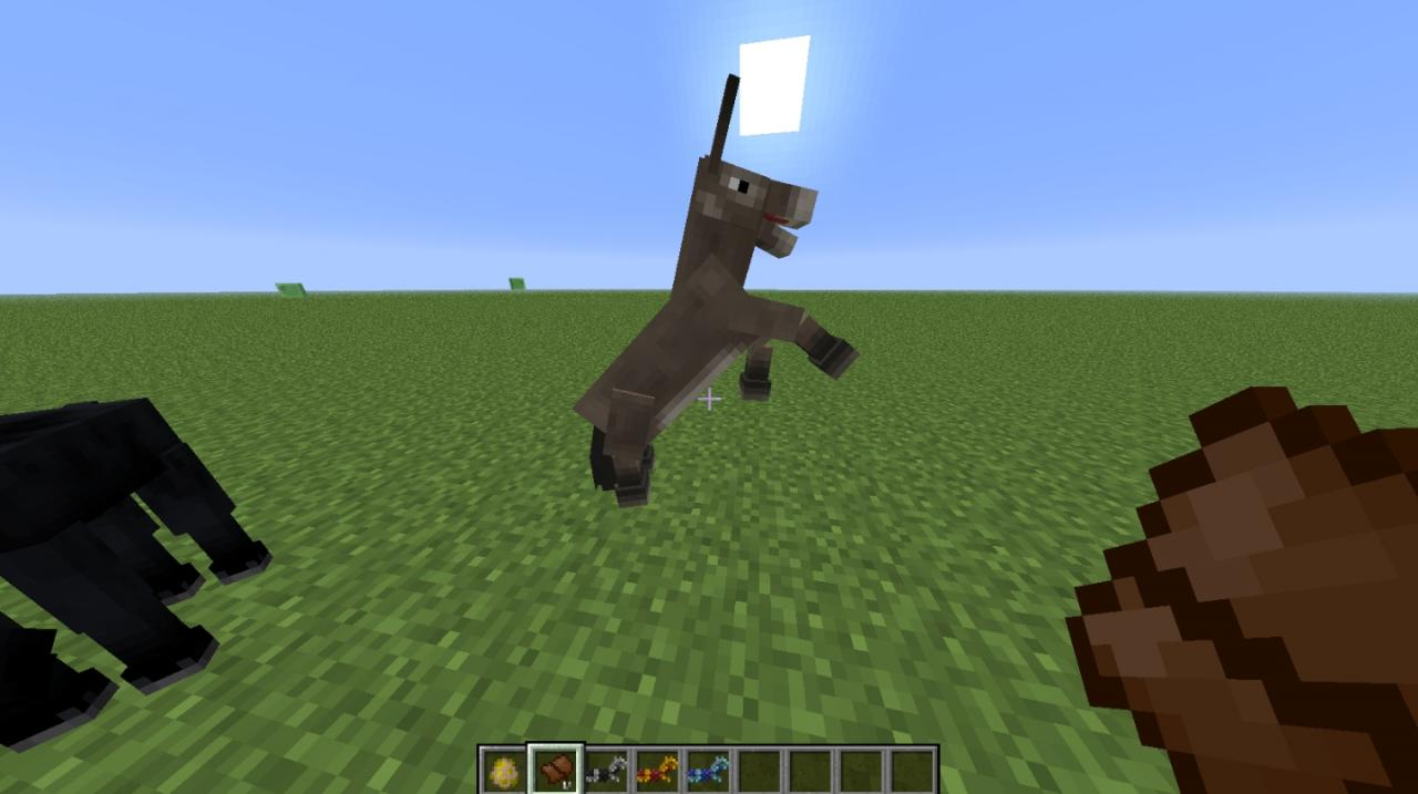 Ermagerhd Horses Minecraft Blog