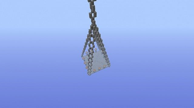 Server Spawn Chains Minecraft Project