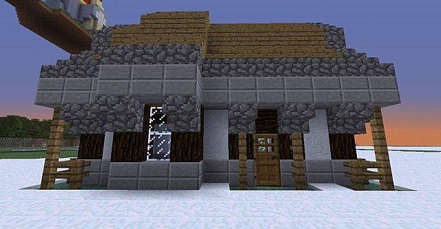 Little House Petite Maison Minecraft Map