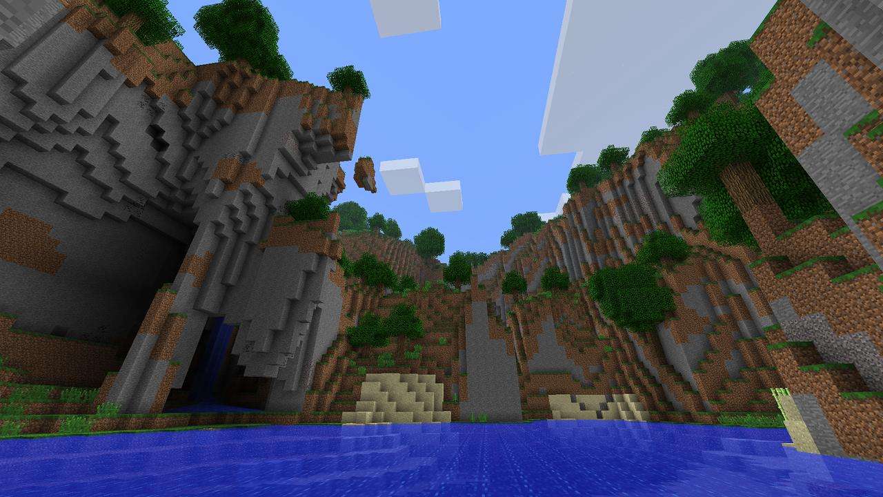 17 Terrain Reviewcontain Rant Minecraft Blog