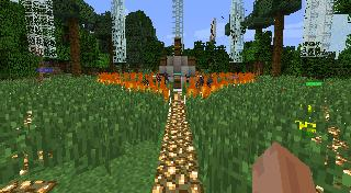 Minecraft PS3 Hunger Games Map Minecraft Project