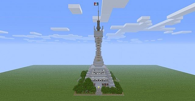 Prism Tower Pokmon X Amp Y Minecraft Project