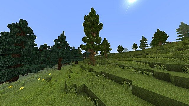 Image result for minecraft nature