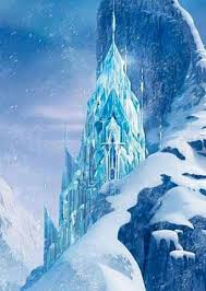 Frozen Elsas Tower Minecraft Project
