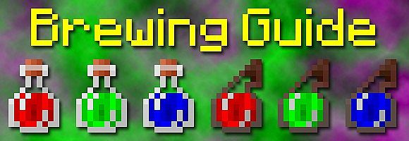 Potion Recipes Minecraft Blog