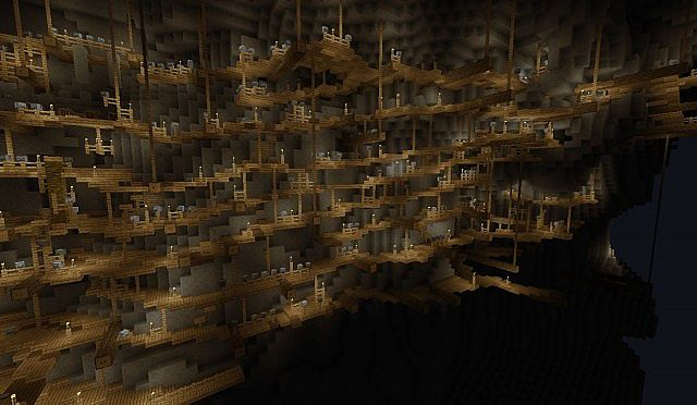 Goblin Townfor The Darkagenl Minecraft Project