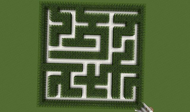 Redstone Maze Generator Minecraft Project
