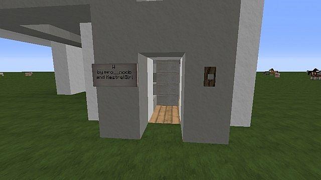 MrCrayfishs Furniture Mod W A Modern House Minecraft Project