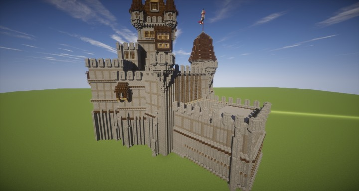 Castle Keep Minecraft Project