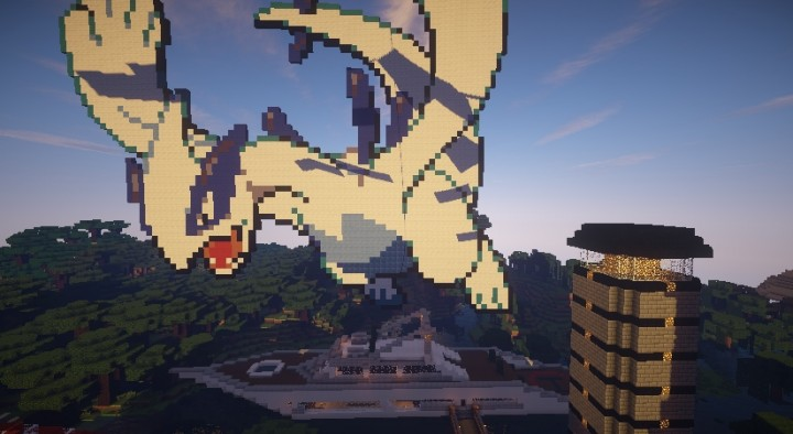 Server Minecraft Address Pokemon Ip