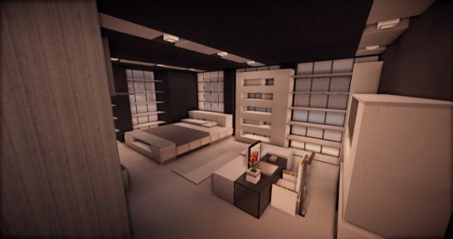 Zentoro - A Conceptual Modern home built by Minecraft ...