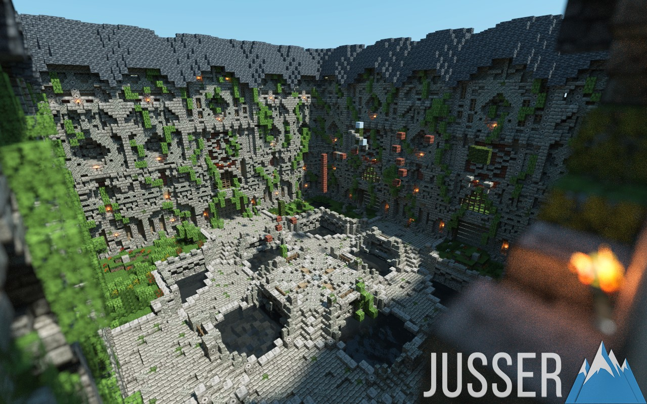 Minigames Lobby DOWNLOAD A Project By Jusser