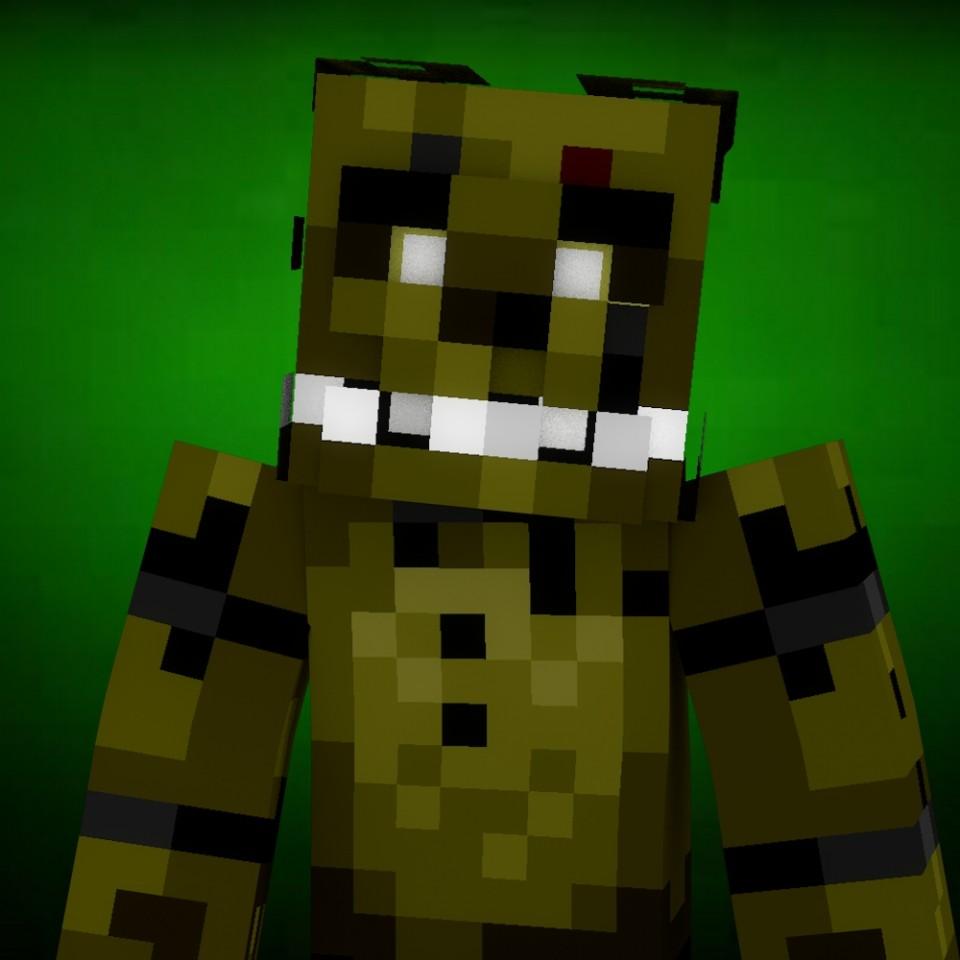Fnaf 4 Minecraft Skins