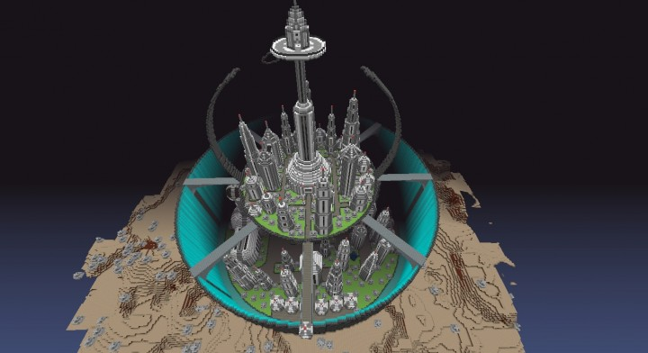 The Dalek Mod Creation Map For 1 7 10 Minecraft Map