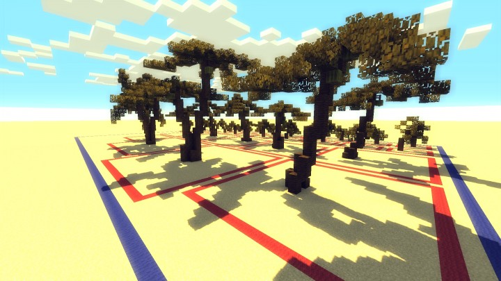 Download Palm Tree Pack Minecraft Project