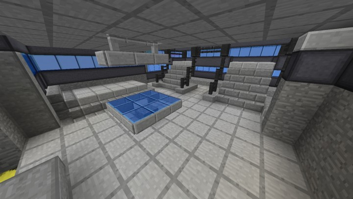Flyboys Aircraft Carrier Schematic Minecraft Project