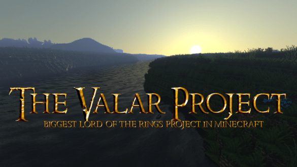 Middle Earth terrain map 1 6  The Valar Project   stopped  Minecraft     Middle Earth terrain map 1 6  The Valar Project   stopped