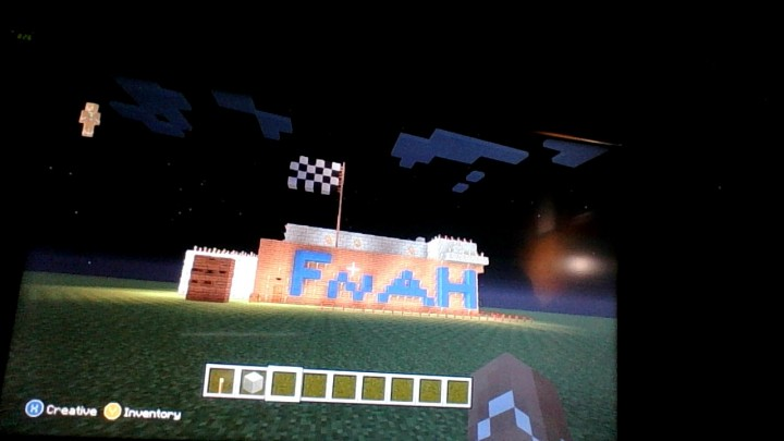 Five Nights At Herobrines An Xbox 360 FNAF Fan Game By WEALTHYJACOB652 Minecraft Project