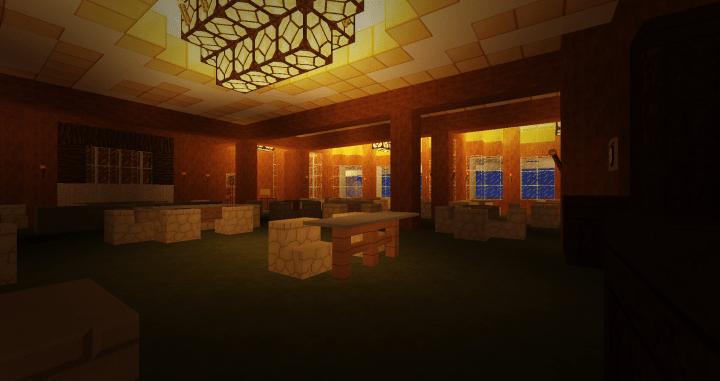 Titanic Iceberg Collision Minecraft Project