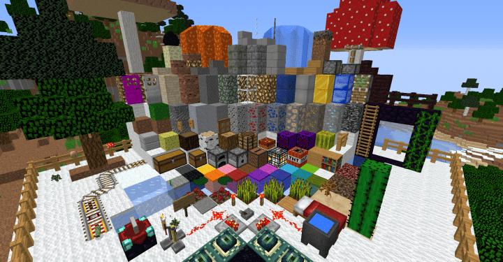 Minecraft Beta Texture File
