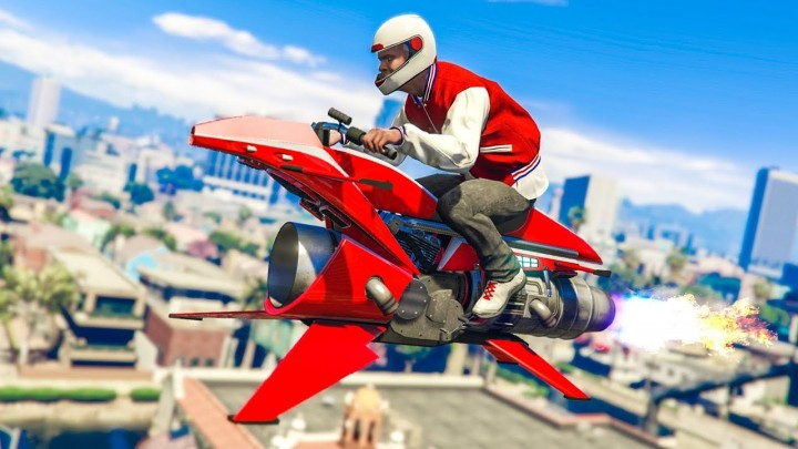 When You Let A Low Level Player Use Your Oppressor Mk2 During A
