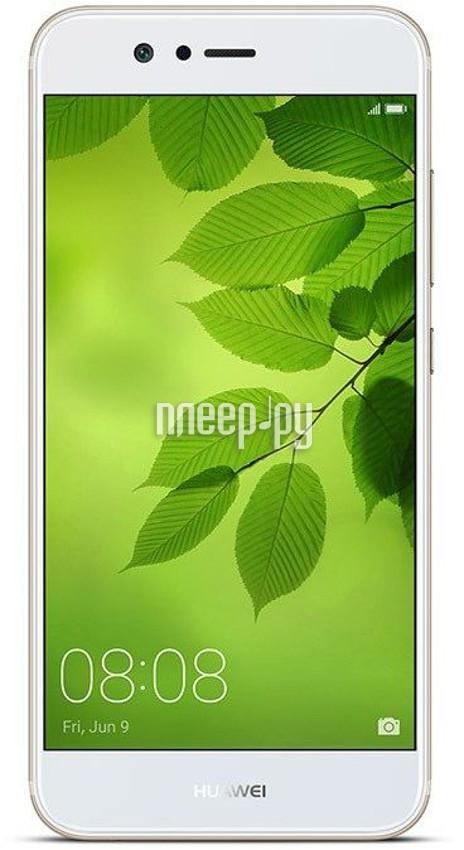 Сотовый телефон Huawei Nova 2 Gold