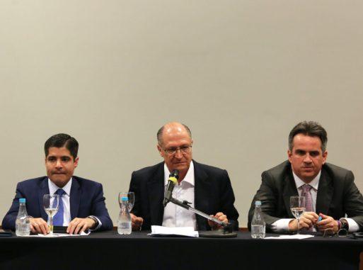 Geraldo Alckmin com Centrão no Nordeste: divisão e apoio a adversários |  Poder360