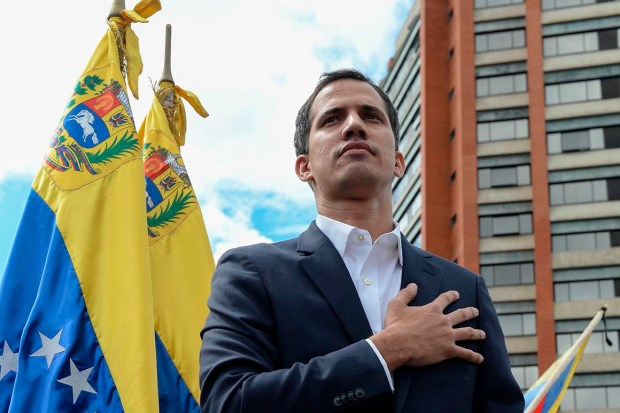 Image result for Guaido