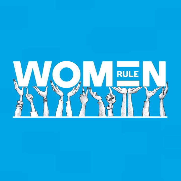Women Rule logo