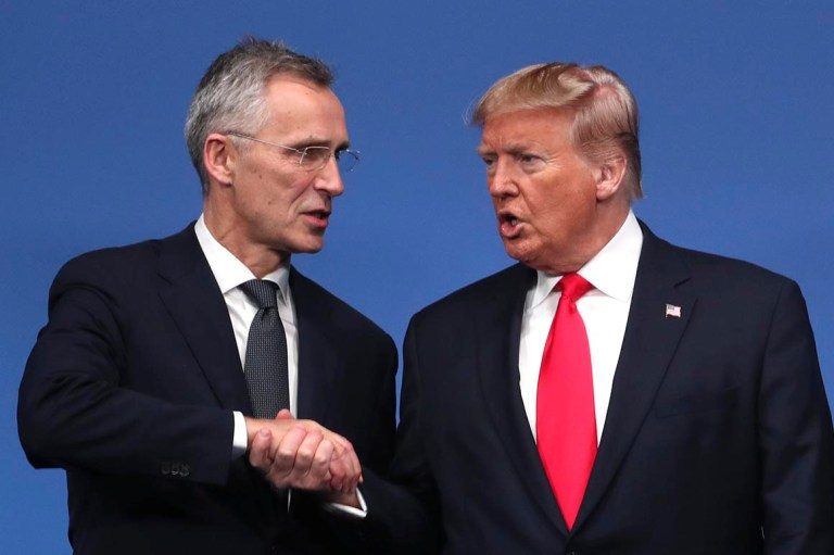 NATO chief warns Trump against Afghanistan pullout – POLITICO